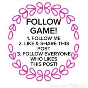 Please help support my first follow game!